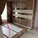 austin suite serviced apartment 906 square feet builtup lease at rm 1,300 at jalan austin perdana 1 #5296