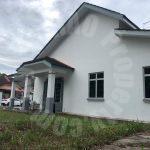 nusa bestari corner house 1 storey link residence 3400 square foot built-up sale at rm 588,000 in jalan nb2, taman nusa bestari 2, skudai, johor, malaysia #5433