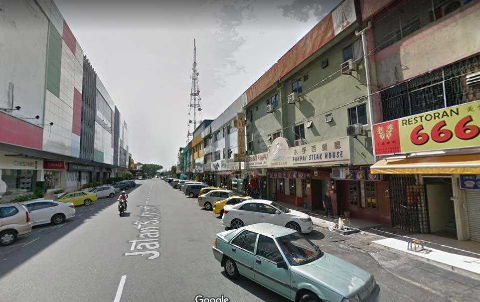 s taman sentosa commercial  3 storeys shop area 1540 square feet builtup selling from rm 2,500,000 on jalan sutera 3, taman sentosa, johor bahru, johor, malaysia #5594