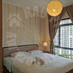 forest city regalia park serviced apartment 900 square-feet builtup lease from rm 1,600 at forest city johor bahru, gelang patah, johor, malaysia #5967