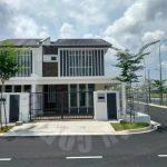 taman mutiara utama double storey terrace residence 2015 square-feet builtup selling at rm 650,000 on taman mutiara utama #5733