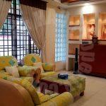 mutiara rini 2 storey link house 2940 sq.ft builtup sale at rm 750,000 on mutiara rini #5755