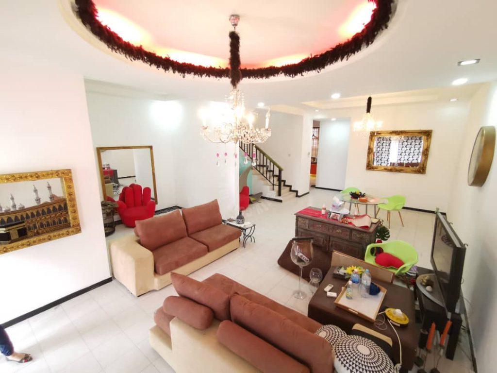 bandar baru uda  2 storey terrace residence 1539 square-foot built-up 2288 square-feet built-up selling at rm 630,000 in bandar uda utama, johor bahru, johor, malaysia #6060