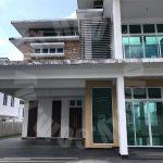 dato onn semi-d house special endlot double storeys semi-detached house 6600 square-foot built-up sale at rm 2,400,000 on jalan perjiranan 2, bandar dato onn #6319