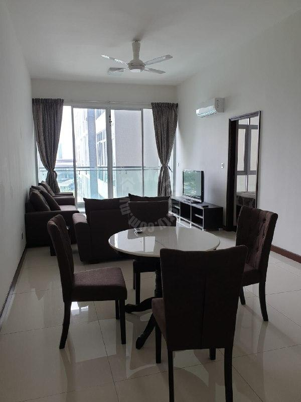 paragon suite condominium 988 square foot built-up rental from rm 2,100 at paragon suite #6278