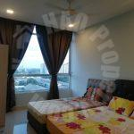 greenfield studio  highrise 473 sq.ft builtup rental at rm 1,100 on greenfield regency service apartment, jalan skudai lama, taman tampoi indah, skudai, johor, malaysia #6166