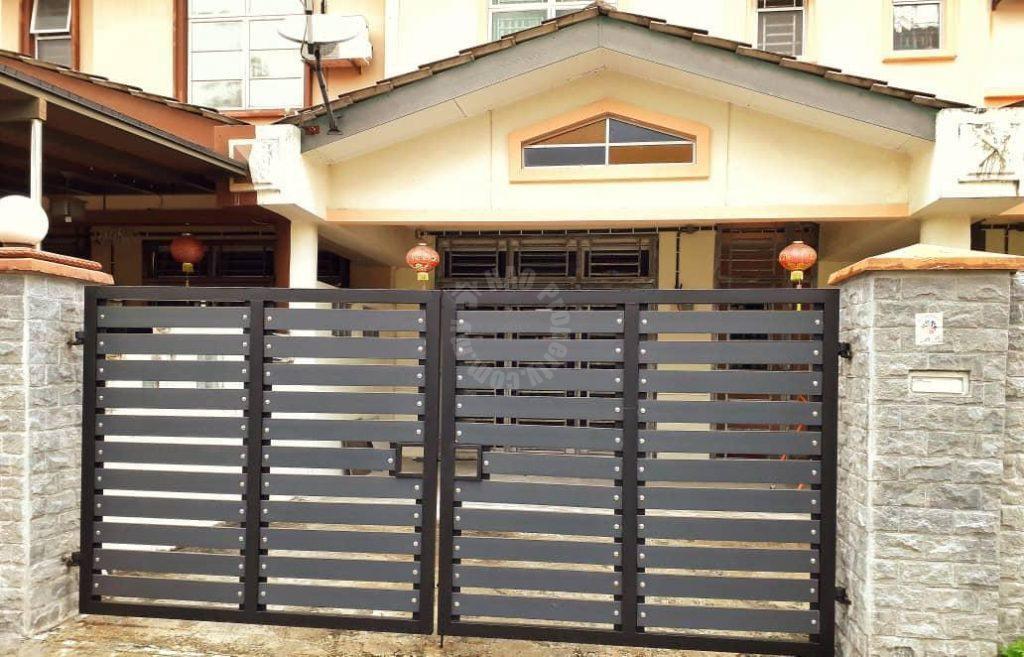 s bestari indah house 2 storeys link residence sale at rm 435,000 at taman bestari indah, ulu tiram, johor, malaysia #6027