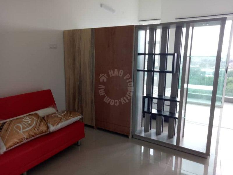 d carlton seaview residence residential apartment 520 square-foot built-up rental at rm 1,000 in d carlton seaview residence #6095