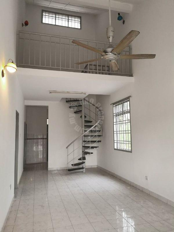 bukit indah  1 storey terraced home 1400 square-feet builtup sale from rm 445,000 in bukit indah #6471
