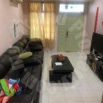 taman bukit indah  1 storey terraced home 1540 square foot builtup sale from rm 500,000 in taman bukit indah #6439
