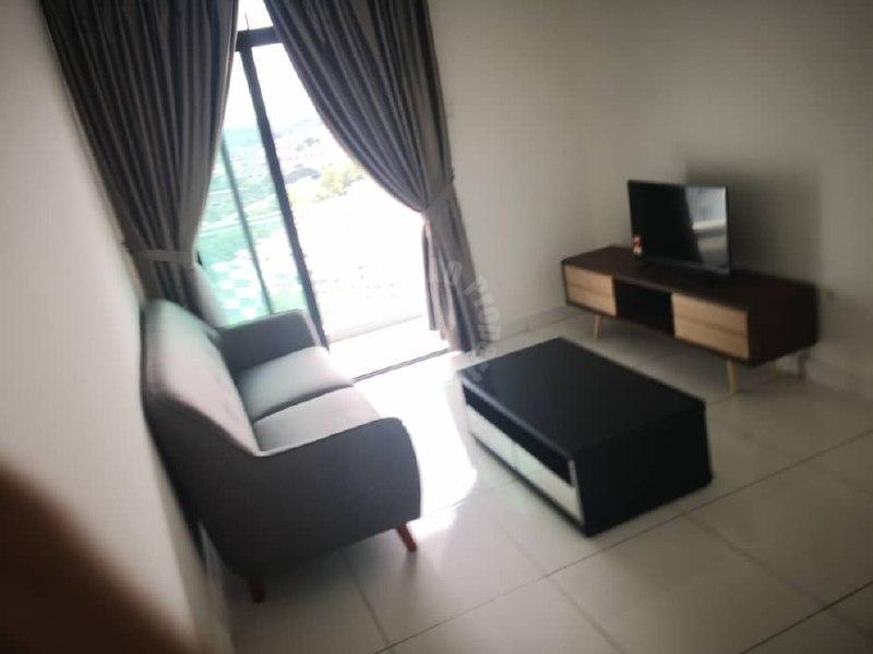 the platino serviced apartment 870 square feet builtup rent from rm 1,500 on the platino #6143
