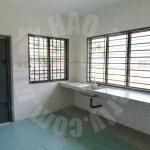 taman sentosa corner 1 storey residential apartment 2800 square feet built-up rental at rm 1,400 on jalan baldu x, taman sentosa, johor bahru, johor, malaysia #6191
