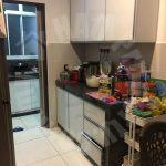 the garden residence highrise 825 square feet built-up rent at rm 1,200 on jalan persiaran mutiara mas, skudai #6994