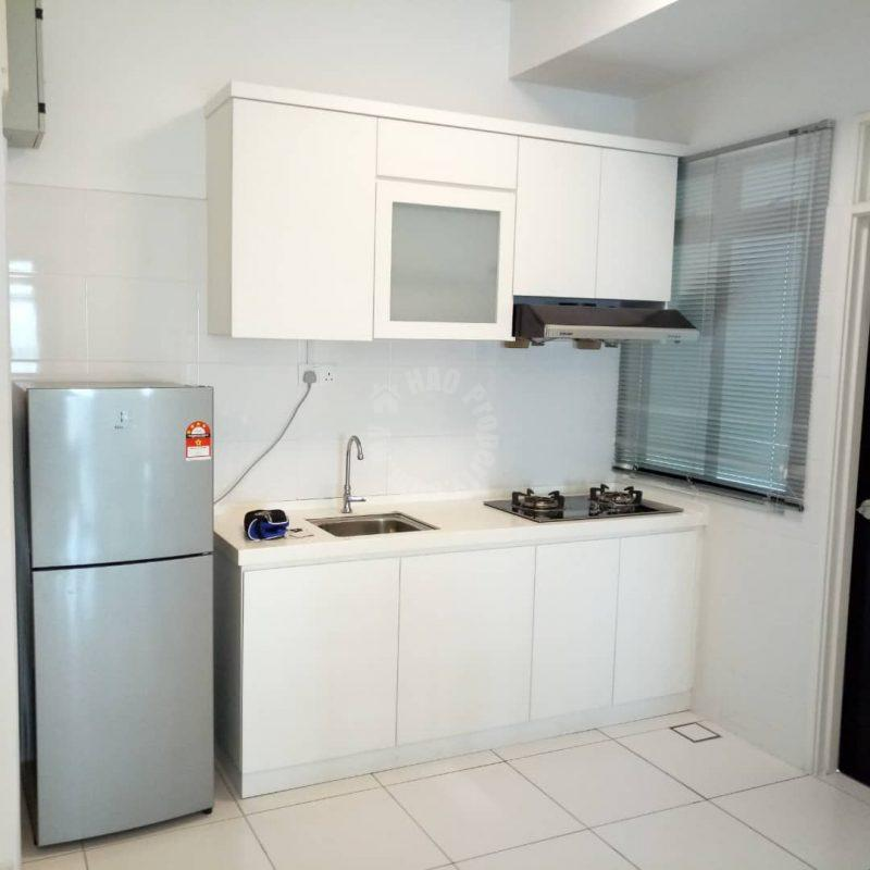 sky view /3 bedroom / bukit indah/ sky breeze apartment 1151 square-feet builtup rental at rm 2,100 at bukit indah #6617