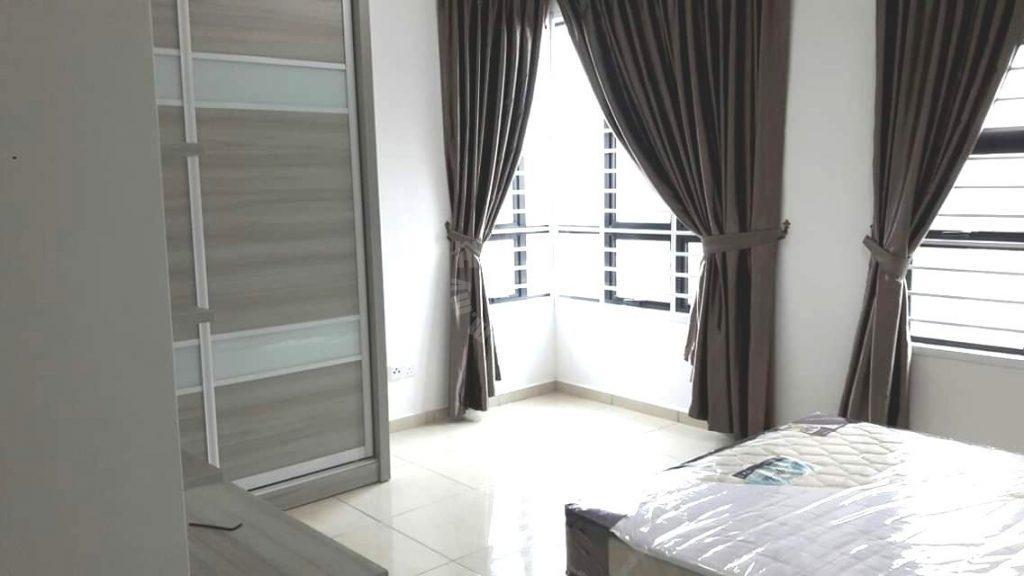 sky breeze /3 bedroom / bukit indah apartment 1136 square foot built-up rent price rm 1,800 on bukit indah #6612