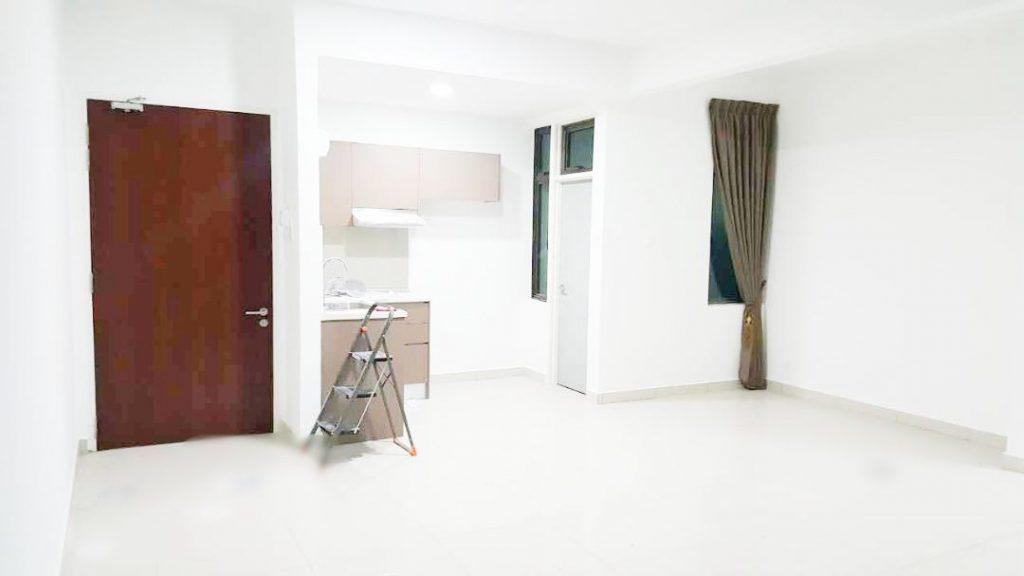 parc regency / plentong highrise 1010 square-feet builtup sale from rm 290,000 on plentong #7179