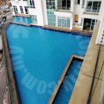 d' esplanade condominium 1100 square-feet built-up rent price rm 2,000 at d'esplanade johor bharu, jalan seladang #7104
