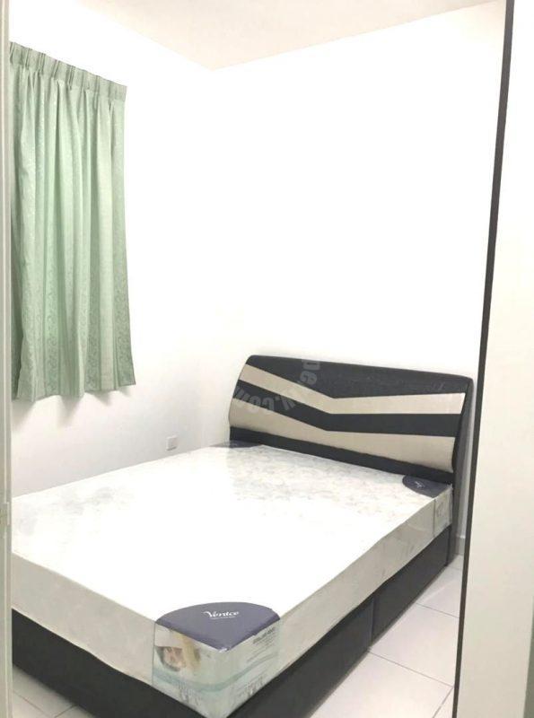 sky peak / setia tropika 3room serviced apartment 933 square-foot built-up sale price rm 430,000 on sky peak #7045