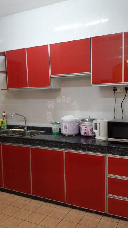 prima regency condo 1200 square feet builtup lease price rm 1,500 on jalan masai baru, johor bahru, johor, malaysia #7049