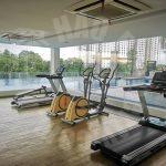sky executive 2 rooms condominium 745 square-foot builtup selling from rm 350,000 on sky executive suites, bukit indah, johor bahru, johor #7399