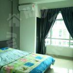 midori green 3 bedrooms apartment 1033 square feet built-up rent price rm 1,700 in jalan mutiara emas 8, taman mount austin #7427