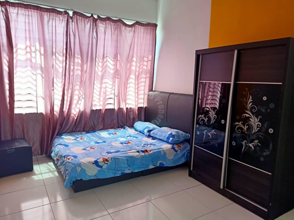 sky executive 2 rooms residential apartment 745 square foot builtup sale price rm 350,000 at sky executive suites, bukit indah, johor bahru, johor #7392