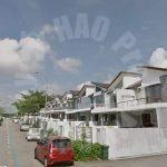 setia indah 双层排楼 double storeys link home 1539 square feet builtup auction rm 459,270 at setia indah #7722