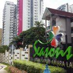 four season larkin condo 1010 square foot built-up auction rm 270,000 in four season apartment larkin #7694