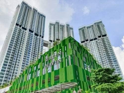 green haven condo 1012 sq.ft builtup auction rm 345,000 on green haven #7709