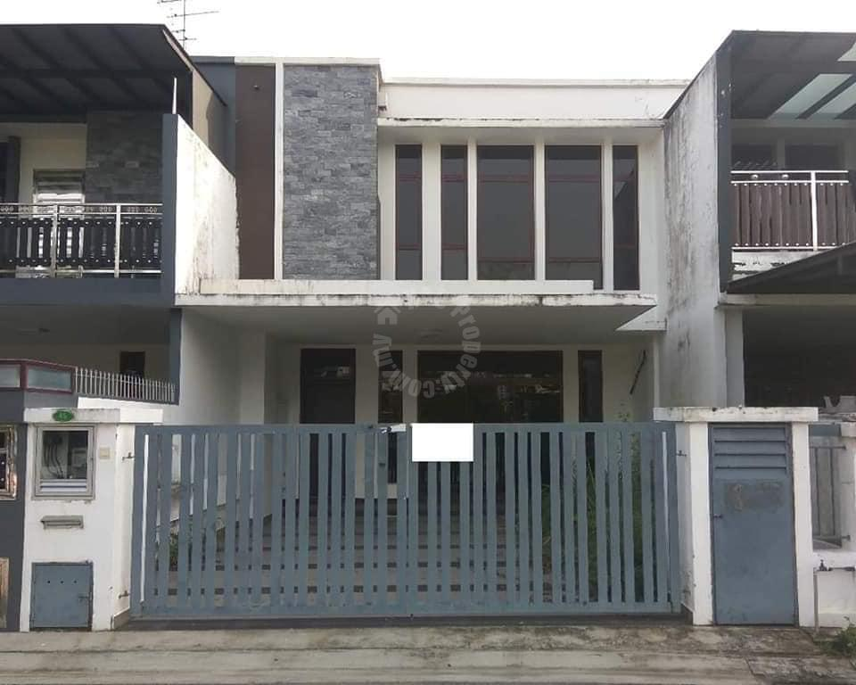 mutiara rini 2 sty terrace home 1650 square feet built-up auction rm 407,438 at mutiara rini #7716