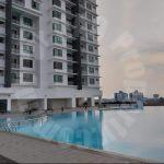 the raffles suites condo 867 sq.ft builtup auction rm 300,000 in the raffles suites #7706