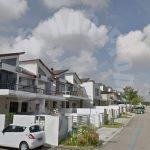 setia indah 双层排楼 2 storeys terrace residence 1539 square foot builtup auction rm 459,270 at setia indah #7724
