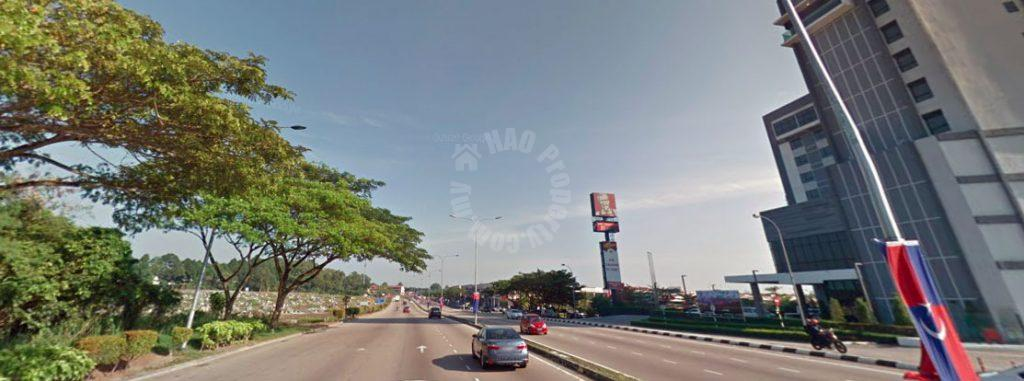 senai 5.8 mix development  lands 5.8 acres land area sale from rm 24,001,560 on senai, johor, malaysia #7654