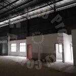 semi detached kempas utama 1.5 storeys warehouse 5400 sq.ft built-up 8000 sq.ft builtup rent from rm 6,000 at jalan kempas utama 3/x #7857